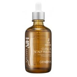 Wzmacniający peeling do skóry głowy, HR3 Matrix, GENOSYS, 100ml