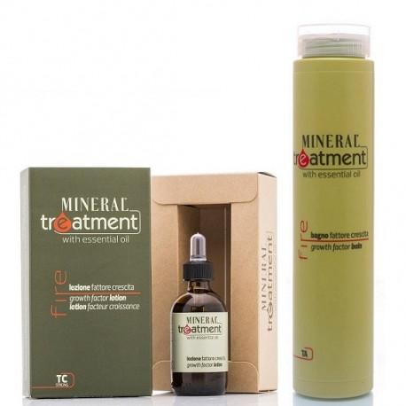 Zestaw Faktor Wzrostu Mineral Treatment