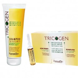 Zestaw przeciwko problemom skórnym Tricogen