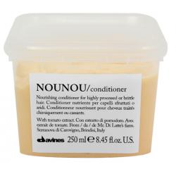 Odżywka wzmacniająca włosy, NOUNOU conditioner, Davines, 250ml