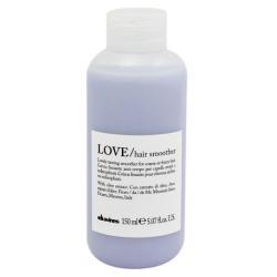Krem bez spłukiwania zapobiegający puszeniu się włosów, LOVE hair smoother, Davines, 150ml