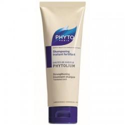 Szampon wzmacniający przeciw wypadaniu włosów PHYTOLIUM 125ml