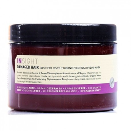 Maska regenerująca Damaged Hair Insight 500ml